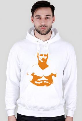 Orange king bluza
