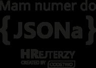 Mam numer do JSONa Biała - Męska