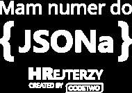 Mam numer do JSONa Czarna - Męska