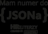 Mam numer do JSONa Biała - Damska