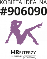 Kobieta Idealna 906090 Męska - Biała
