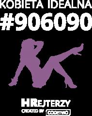Kobieta Idealna 906090 Męska - Czarna