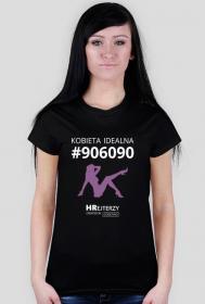 Kobieta Idealna 906090 Damska - Czarna