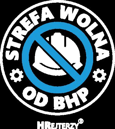 Strefa wolna od BHP - Icon Męska Czarna