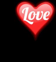 Koszulka I Love Kęty