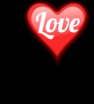 Koszulka I Love Libiąż