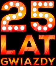 Urodzinowy Kubek z Sercem - 25 Lat Gwiazdy