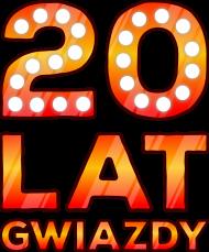 Urodzinowy Kubek z Sercem - 20 Lat Gwiazdy