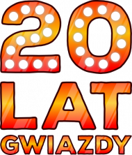 Kubek czarny - 20 Lat Gwiazdy