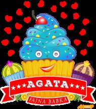 Agata Fajna Babka - Kubek kolor z imieniem