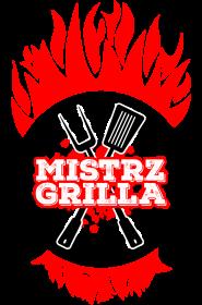 Mistrz Grilla - Bluza męska z kapturem