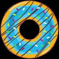 Donutowo - Kubek kolor