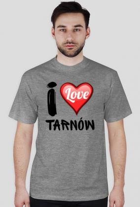 9af9ee689 Koszulka I Love Tarnów - koszulki męskie w Moja Małopolska