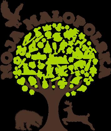 Kubek Drzewko Moja Małopolska - nadruk jednostronny