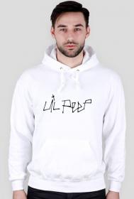 Bluza Lil Peep Logo (white)