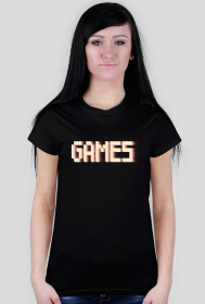 Koszulka Games K