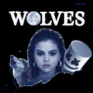 Poduszka Wolves