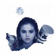 Kubek - Wolves
