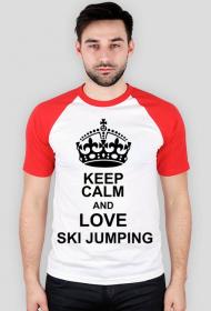 Koszulka fana skoków narciarskich