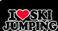 Czapka fana skoków narciarskich