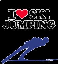 koszulka fanki skoków narciarskich
