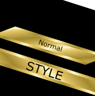 Normal style