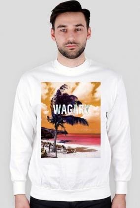 Bluza męska z napisem wagary
