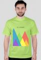 T-shirt męski Go Wander
