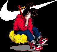 Koszulka Damska GoNike - Dragon Ball Oferta Limitowana