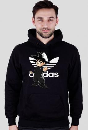 Bluza męska z kapturem Street Goku - Dragon Ball Limited Edition