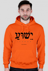 Bluza męska z kapturem Jeshua kolory