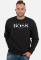 Bluza męska czarna Boss