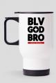 Kubek termiczny Belive God Brother