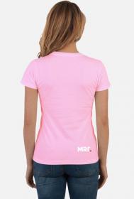 T-Shirt Meritoom Classic PINK