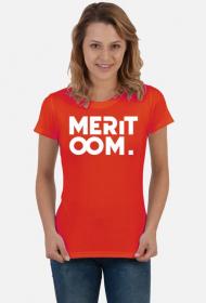 T-Shirt Meritoom Classic RED