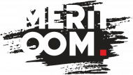 T-Shirt Meritoom Background ORANGE