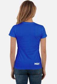 T-Shirt Meritoom Background BLUE