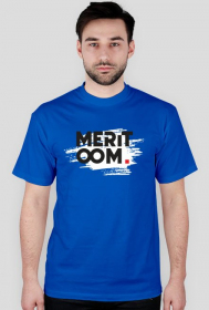 T-shirt Meritoom Background White