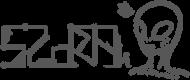 kolorowy kubek Szaraka