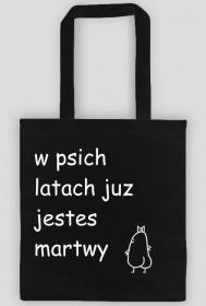 torebka dla psich fanow