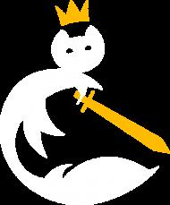 Czarna koszulka ze starym logo (duże)