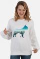 Buldog Francuski - RÓŻNE KOLORY bluza damska