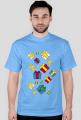 Pixel art – kolorowe prezenty świąteczne z pikseli