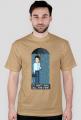 Pixel art – it can't rain all the time – koszulka życiowego optymisty