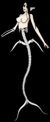 Kubek Zombie Syrena