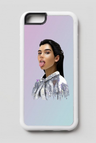 Case iPhone 6/6s - Dua Lipa Poland
