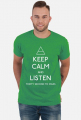 Koszulka Keep Calm Thirty Second To Mars