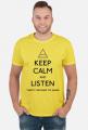 Koszulka Keep Calm Thirty Second To Mars