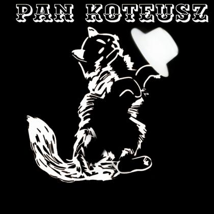 Pan Koteusz kot cat