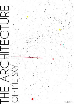 """Bluza z nadrukiem. """"The Architecture of the Sky"""" Perseidy 2016"""
